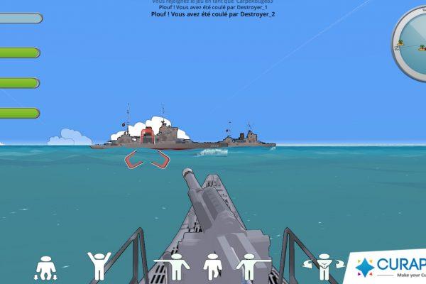 x-torp bateaux