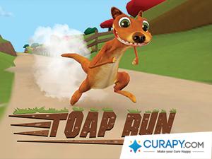 Toap Run, jeu vidéo Thérapeutique