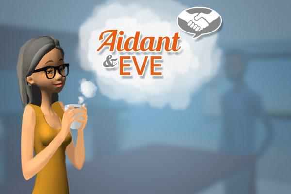 Visuel Jeu Aidant & EVE